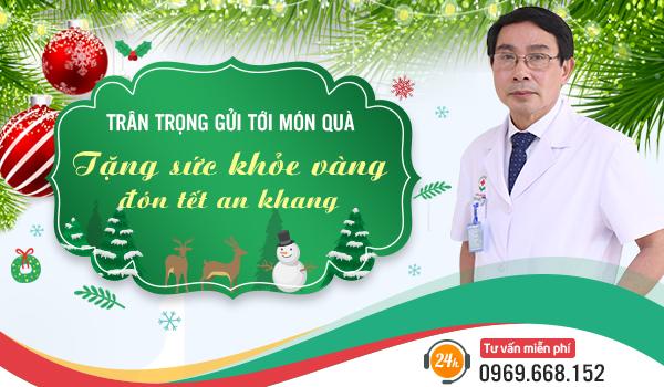 Ưu đãi quà tặng sức khỏe